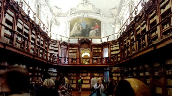 aula magna biblioteca classense